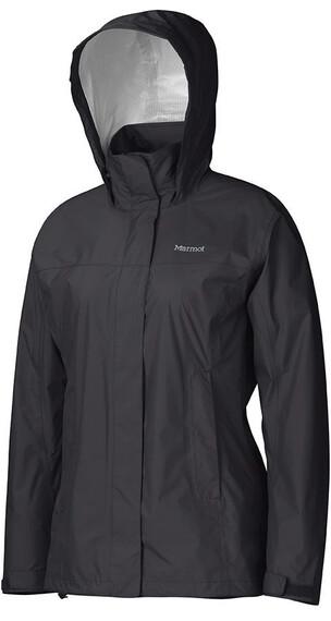 Marmot W's PreCip Jacket Black (001)